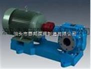 泰邦齿轮渣油泵,2CY系列齿轮泵(高压)