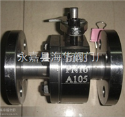 Q41F小口径锻钢球阀*材质A105
