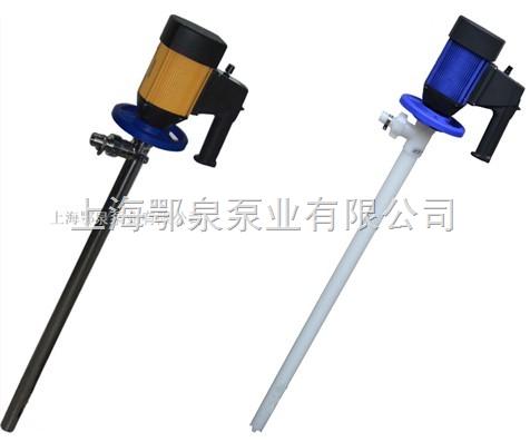 调速电动插桶泵hd-上海鄂泉泵业有限公司