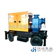 HCZY移動式柴油機自吸泵