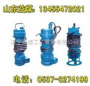 BQW礦用隔爆潛水泵 礦用排沙排污泵 潛水泵選型