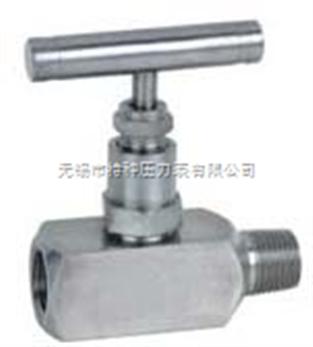 儀表針型閥|壓力表截止閥J18W/ J21W