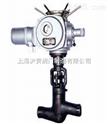 电动截止阀J961H-上海截止阀-塑料截止阀-上海沪贡阀门