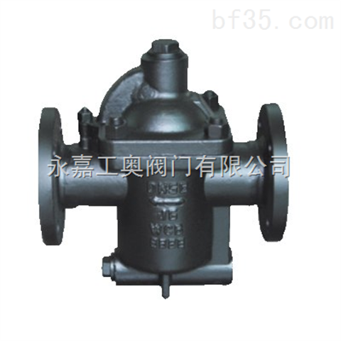 ER25差压复阀钟型浮子式蒸汽疏水阀