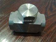 斯派莎克热动力圆盘式一体锻造蒸汽疏水阀TD52