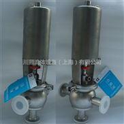 氣動T型(一位三通)不銹鋼衛生級換向閥