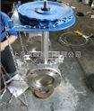 链轮浆料耐磨刀闸阀、链条式不锈钢刀型闸阀