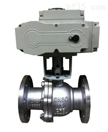 Q941F-16P精小型不锈钢电动球阀