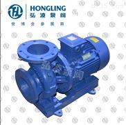ISW32-100卧式管道离心泵,卧式单级管道泵,单吸管道泵