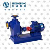 40ZX10-40耐腐蝕自吸泵,清水自吸泵,無密封自吸泵