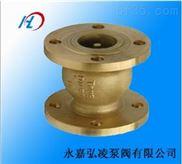 H41X全铜消声止回阀,全铜消声净水止回阀,消声净水止回阀