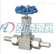 J23H外螺纹针型阀,外螺纹高压针型阀,管路外螺纹针型阀