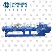 GF型不锈钢单螺杆泵,不锈钢螺杆泵,单螺杆泵