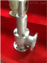 DA42Y-25C微启式铸钢安全阀  氮氢混合气低温安全阀