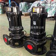 威王厂家QW系列无堵塞移动式潜水排污泵
