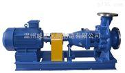IH型卧式耐腐蚀化工离心泵厂家提供结构图