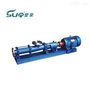 供应G135-1单螺杆离心泵,螺杆泵性能参数,单螺杆泵厂家直销