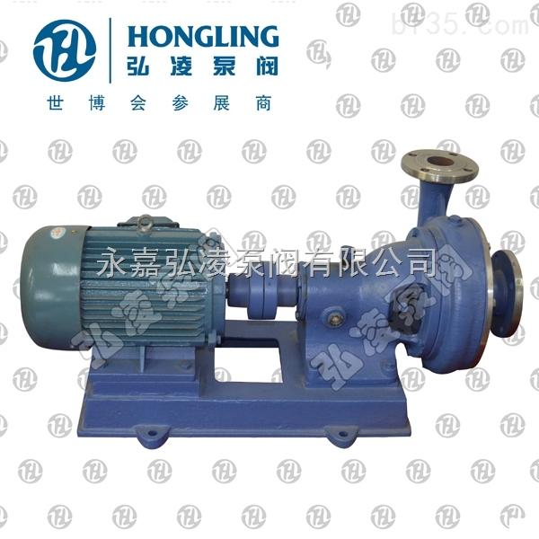 50PWF-65耐腐蝕污水泵,臥式污水泵,不銹鋼排污泵