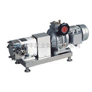 齿轮定速转子泵