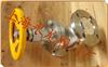氨用截止阀构造图、不锈钢氨用截止阀